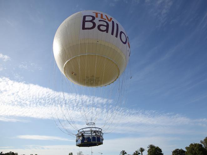 Ballon TLV - בלון תל אביב -כרטיסים מוזלים