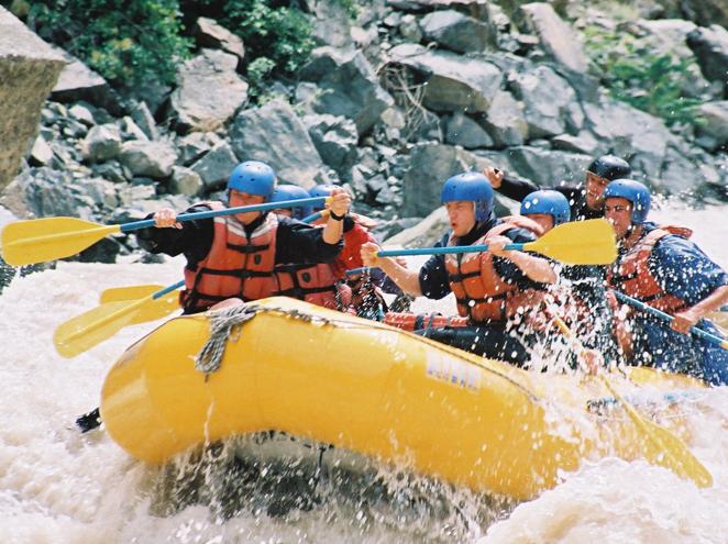רפטינג נהר הירדן - כרטיסים מוזלים