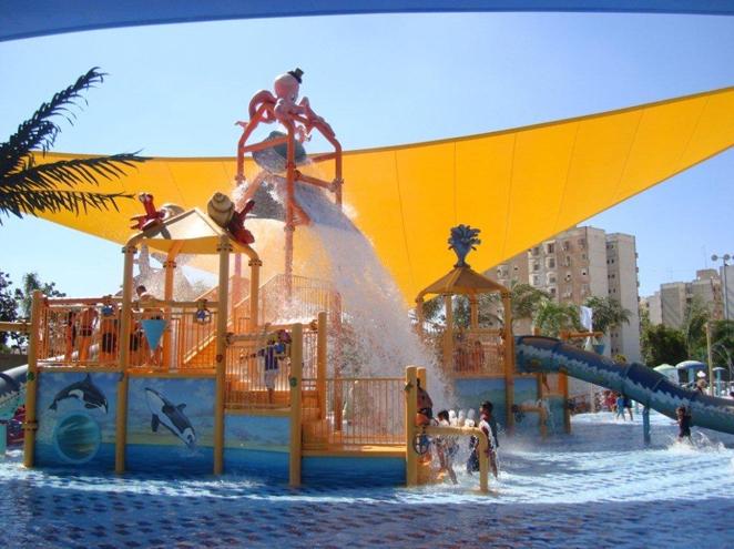 ימית 2000 ספארק המים בחולון