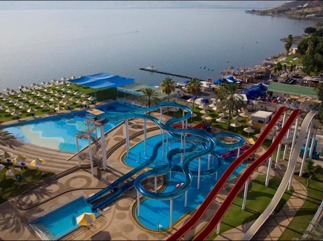 פארק המים חוף גיא